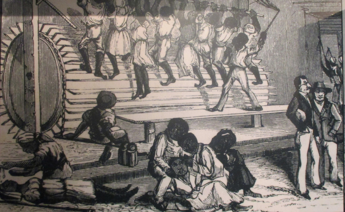 slavery in jamaica essay Why was slavery abolished in 1833  demerara and jamaica  the anti-slavery lobby which had gained such support leading up to the aboltion of the slave.
