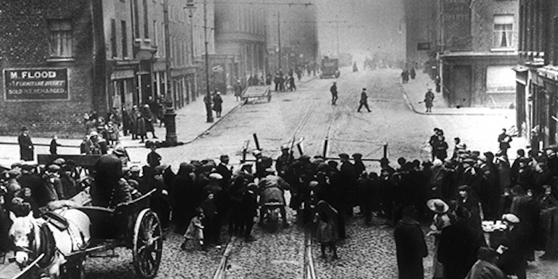 On how I fought in the easter rising