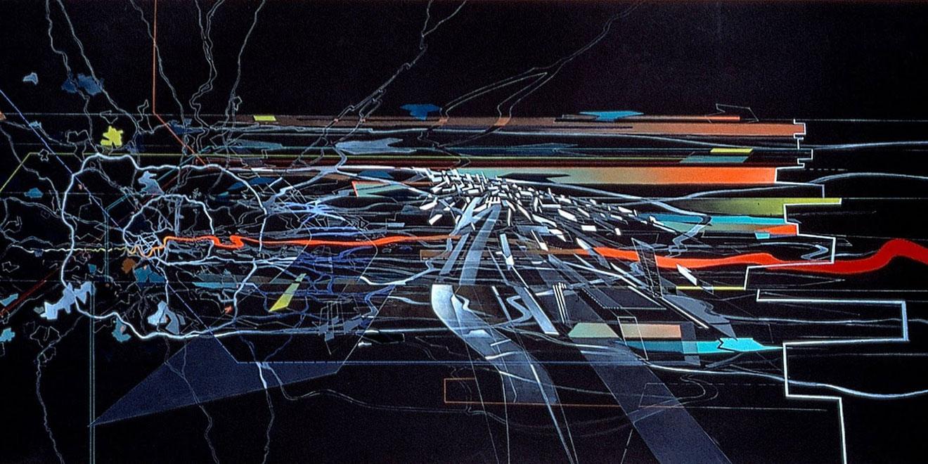 Zaha Hadids Radical Geometries Sceptical Scot