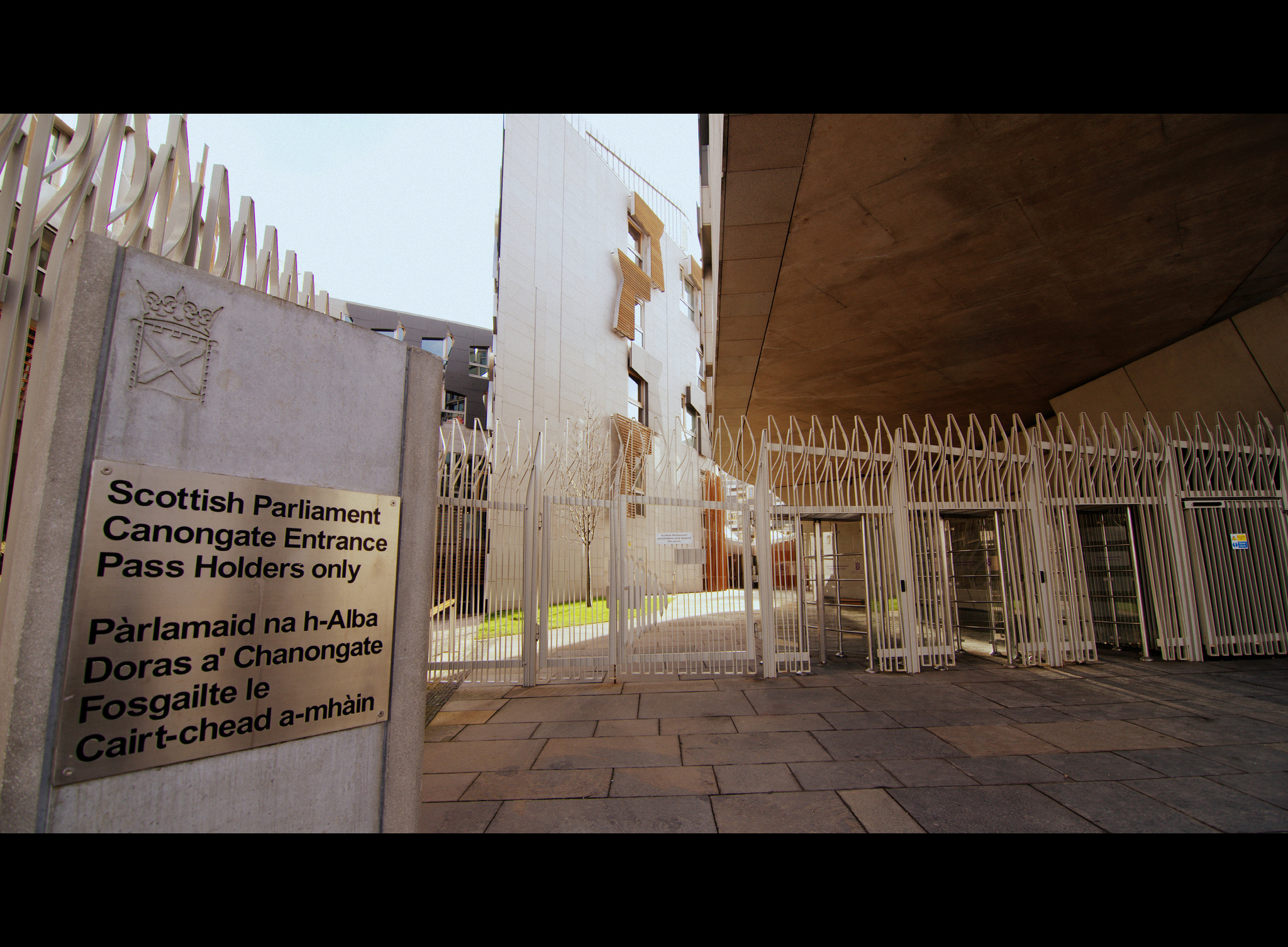Scottish Parliament by Ryan Knight CC BY-NC 2.0