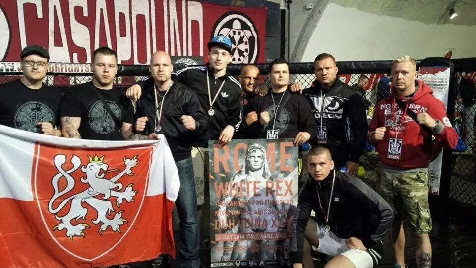 gangs united antifa